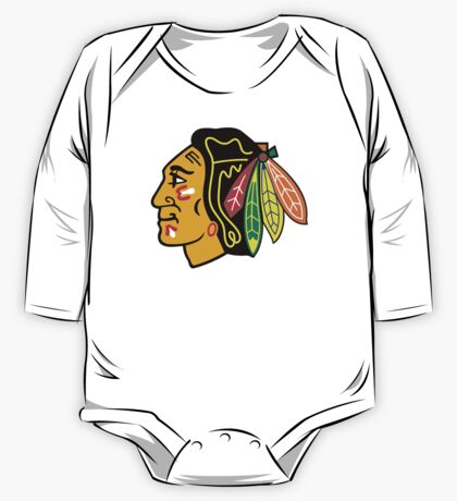 Top Selling Chicago Blackhawks One Piece - Long Sleeve