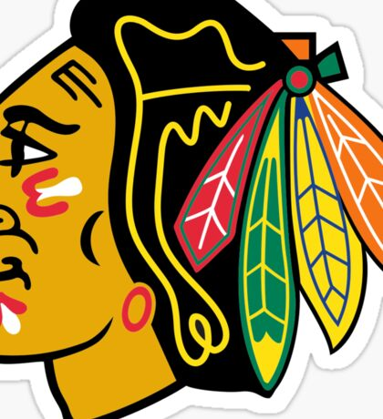 Top Selling Chicago Blackhawks Sticker