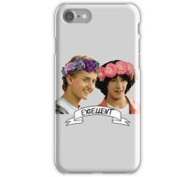 Be Excellent To Eachother iPhone Case/Skin