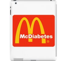 McDiabetes iPad Case/Skin