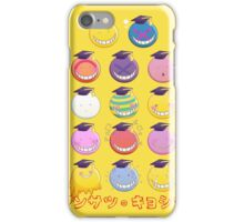 Assassination Classroom Koro Sensei iPhone Case/Skin