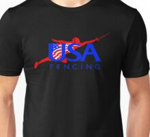Team USA - Fencing Unisex T-Shirt