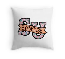 Syracuse Throw Pillow