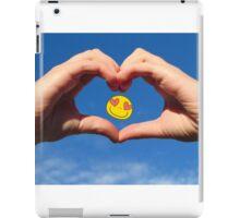 ~ You make my heart smile ~ iPad Case/Skin