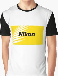 nikon logo 2016 Graphic T-Shirt