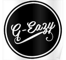 G Eazy logo Poster