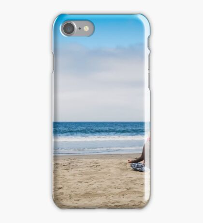 Meditation iPhone Case/Skin