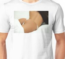 sexy nude erotic glamour girl model 5 Unisex T-Shirt