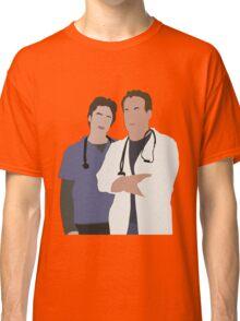 JD & Dr. Cox Classic T-Shirt