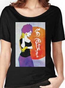 Retro Style Soul Women's Relaxed Fit T-Shirt