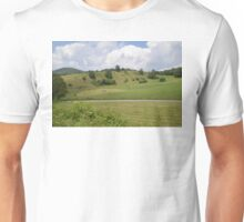 Near the Blue Ridge Parkway Unisex T-Shirt