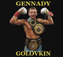 Gennady Golovkin Kids Tee