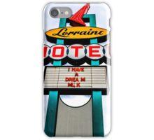 Lorraine Motel iPhone Case/Skin