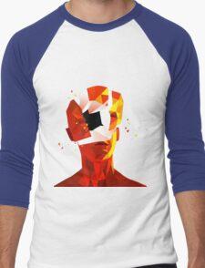 SUPERHOT Men's Baseball ¾ T-Shirt