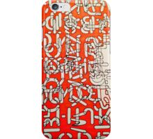 Learn Your ABC's iPhone Case/Skin