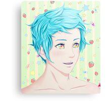 Pastel Sweetie Canvas Print