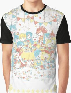 Fire Emblem Tea Party GIRL VERSION Graphic T-Shirt