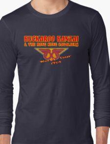 Buckaroo Banzai, World Tour Long Sleeve T-Shirt
