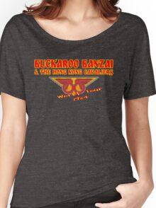 Buckaroo Banzai, World Tour Women's Relaxed Fit T-Shirt