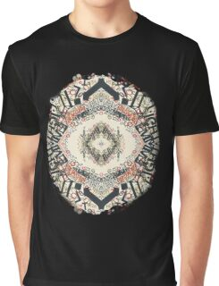 Radial Typography  Graphic T-Shirt
