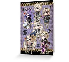Fire Emblem Nohr Family Greeting Card