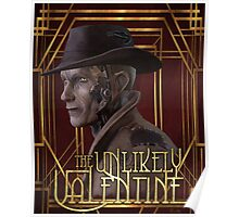 Unlikely Valentine Poster