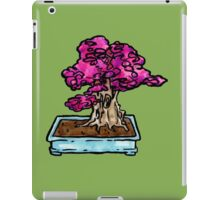 blossom bonsai iPad Case/Skin