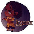 Josephine Montilyet by nero749