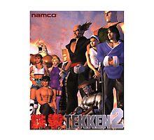 Tekken 2 Poster Top Photographic Print