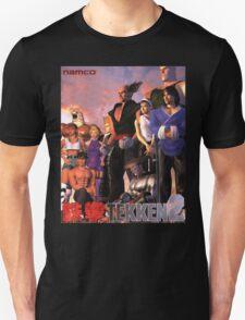 Tekken 2 Poster Top T-Shirt