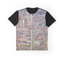 """kaleidoscope"" Graphic T-Shirt"