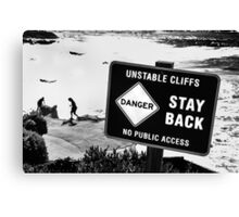 SIGN? WHAT SIGN? Canvas Print