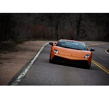 Lamborghini Gallardo LP570-4 Superleggera Photographic Print