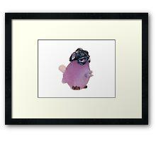 Skyrim- Dovahkiin | Dragon Born Bird Framed Print