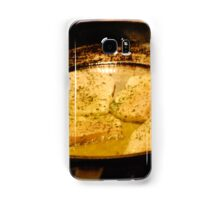 Culinary Science - Pan Searing Samsung Galaxy Case/Skin