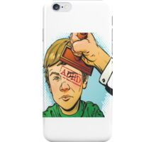 Kid Gets Stamped With ADHD iPhone Case/Skin