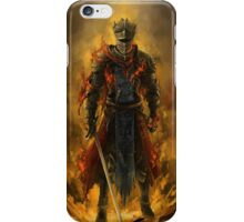 Dark Souls Knight iPhone Case/Skin