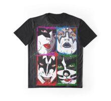 Framed Fame Kiss Graphic T-Shirt