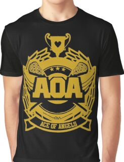 AOA  HEART ATTACK Graphic T-Shirt