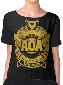 AOA  HEART ATTACK Chiffon Top