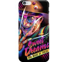 Sweet Dreams Are Made Of These iPhone Case/Skin