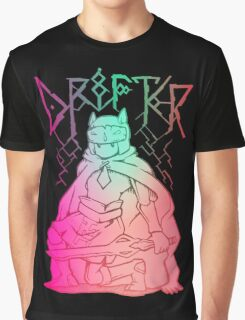 Hyper Light Drifter  Graphic T-Shirt