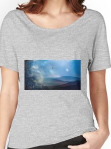 Mystery at Eventide Women's Relaxed Fit T-Shirt