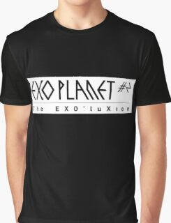 EXO Planet 2 - The Exo Luxion Graphic T-Shirt