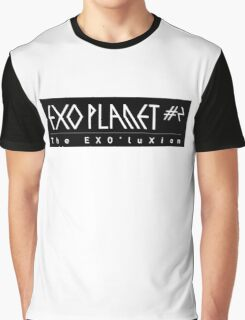 EXO Planet 2 The Exo Luxion Graphic T-Shirt