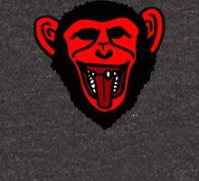 Iron Chimp Red Unisex T-Shirt