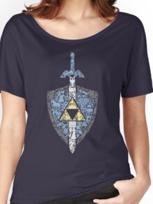 The Legend Continues Women's Relaxed Fit T-Shirt