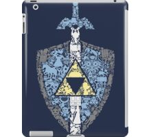 The Legend Continues iPad Case/Skin