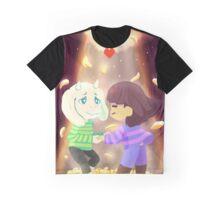 Best Friends - Undertale Graphic T-Shirt
