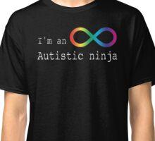 Autistic Ninja Classic T-Shirt